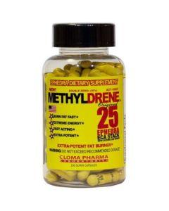 GAT Methyldrene Fat Burner  - 100 Capsules