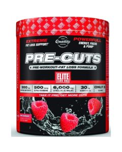 Elite Labs USA Pre Cuts White Raspberry 270gm
