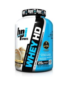 BPI Sports Whey-HD Ultra Premium Whey Protein