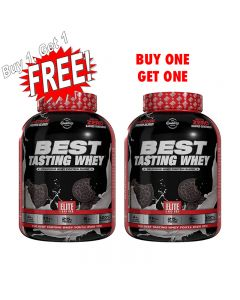 Crazy Deal - 2 for 1 - Elite Labs USA Best Tasting Whey - 5lbs (Cookies n Cream)