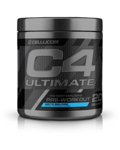 Cellucor C4 Ultimate Pre Workout Powder with Beta Alanine, Creatine Nitrate, Nitric Oxide, Citrulline Malate, and Energy Drink Mix,  20 Servings