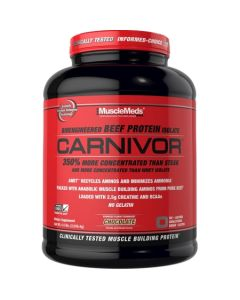 MuscleMeds Carnivor Beef Protein Isolate Powder