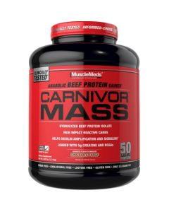 MuscleMeds Carnivor Mass Weight Gainer
