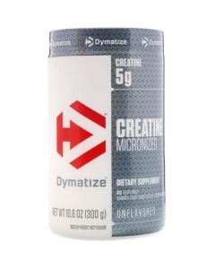 Dymatize Creatine Micronized 300gm