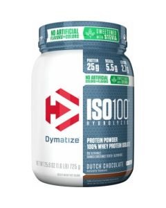 Dymatize ISO100 - Hydrolyzed 100% Whey Protein Isolate