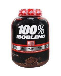 Elite Labs USA 100% ISOBLEND Whey Protein Isolate