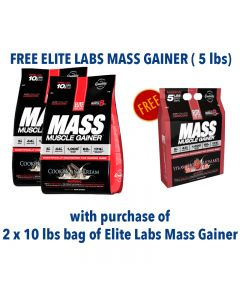 Crazy Deal - Elite Labs Muscle Mass Gainer