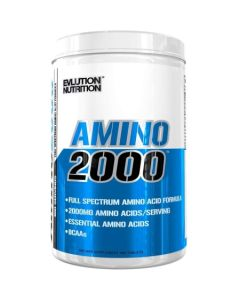 EVLution Nutrition Amino 2000 480 Tablets
