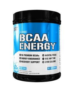 Evlution Nutrition BCAA Energy - High Performance Amino Acid 65 Servings