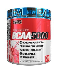 Evlution Nutrition BCAA5000 Powder 30 Servings