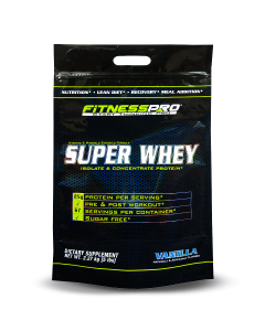 Fitnesspro Super Whey Protein Powder