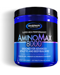 Gaspari Nutrition Amino Max 8000 - 350 Tablets