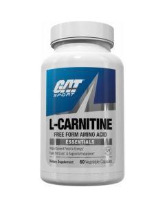 GAT L-Carnitine Vegetable 60 Capsules