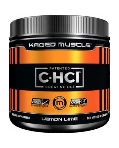 Kaged Muscle Patented C-HCL Creatine Pre-Workout - Lemon Lime - 2.70 oz