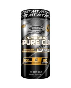 MuscleTech Essential Series Platinum Ultra Pure CLA 95 - 90 Soft Gel Capsules
