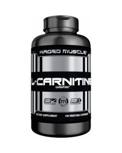 Kaged Muscle L Carnitine - 120 Veggie Caps