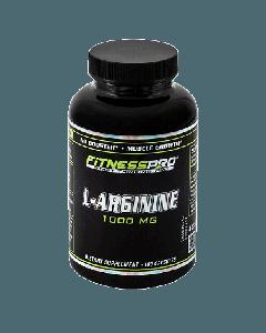 Fitness Pro L-Arginine 1000mg (100 Capsules)