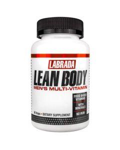 Labrada Lean Body Men's Multi-Vitamin 60 Vcaps