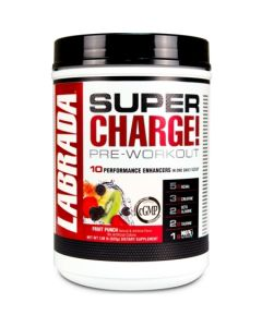 Labrada Super Charge Pre-Workout  (675 g )