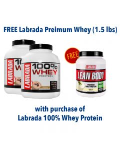 Crazy Deal - Labrada Protein Combo Stack
