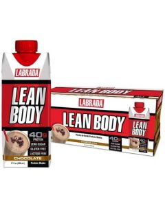 Labrada Nutrition Lean Body Ready to Drink, Mixed Flavours Pallet (1 x 100 boxes)
