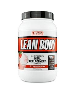 Labrada Lean Body High Protein Meal Replacement Shake