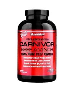 Musclemeds Carnivor Beef Amino - 300 Tablets