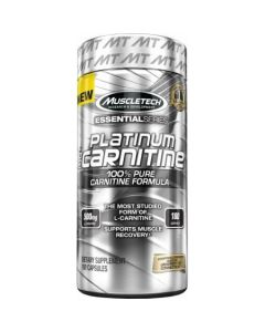 Muscletech Essential Platinum Series 100% Carnitine