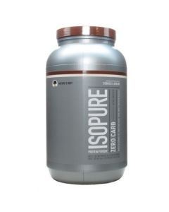 Nature's Best Isopure Zero Carb Protein