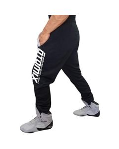 Otomix Fleece Workout Jogger Pants - Black