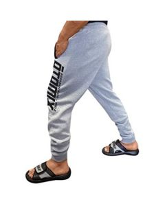 Otomix Fleece Workout Jogger Pants - Heather Grey