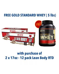 Crazy Deal - Labrada RTD + ON Gold Standard Whey