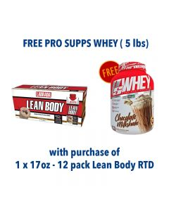 Crazy Deal - Labrada RTD + Pro Supps Whey