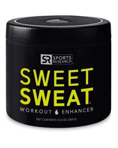 Sweet Sweat Workout Enhancer cream- 13.5 oz Jar