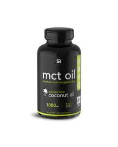 Sports Research MCT Oil 1000mg made from 100% coconut