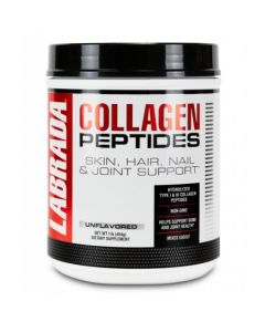 Labrada Collagen Peptides 100% from Grass Fed Cows & Hydrolyzed for Easy Digestion