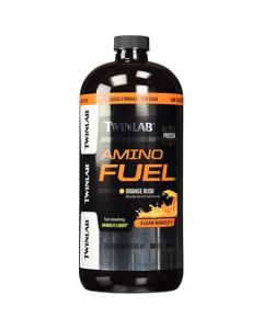 Twinlab Amino Fuel Anabolic Liquid - Lean Muscle, Orange, 32 fl oz (948 ml)