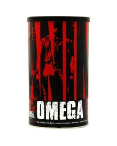 Universal Nutrition Animal Omega - The Essential EFA Stack - 30 Packs